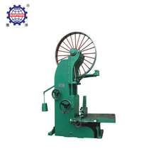 China Manufacturer Vertical Band Saw For Wooden