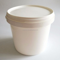 China manufacturer 5 liter plastic packaging drums/pails