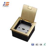 JS-DC120 vga rca electrical floor manufacturer intelligent power socket boxes
