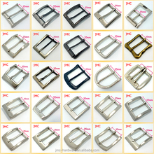 35mm custom alloy types of pin belt buckles factory wholesale