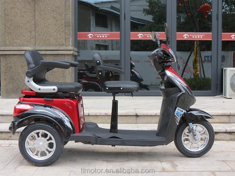 800w CE and EEC certification 3 wheel electric tricycle
