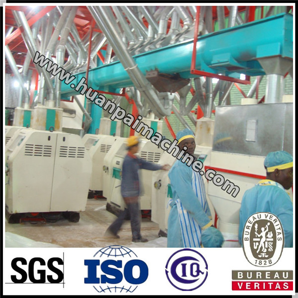 corn flour grits mill machine with prices