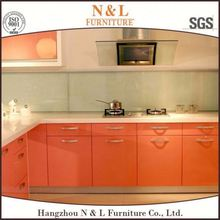 Kitchen cabinet wall unit with different color sinks kitchen display kitchen cabinets for sale