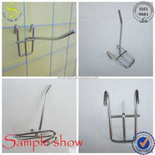 good appearance display rack hook for sales