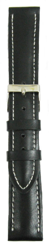 High Quality Leather (man-made) watch strap