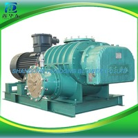 oil sealed rotary vacuum pump, no leakage roots blower for gas conveying