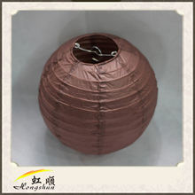 Wholesale party decoration customized hot sale round tissue paper lantern