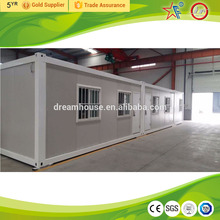 China ready made container house/prefab modular home/flat pack container house