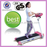 2013 New Fitness Products Cheap Motorized Treadmill with GS certification