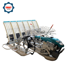6 rows 2ZF630 paddy rice transplanter price in India
