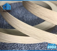 Furniture PVC Edge Banding Flat Plastic Strips
