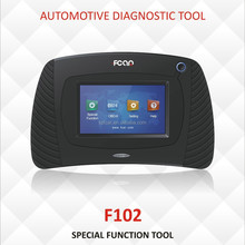 auto special functions, F102 AUTO DIAGNOSTIC SCAN TOOL
