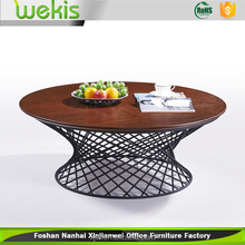 Beautiful Hot Sale Modern Design Wooden Tea Table