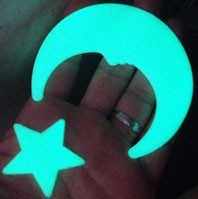Photo luminescent Plastic ABS Resin / glow in dark ABS resin / lumonous ABS resin