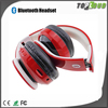 Wireless Bluetooth Over-Ear Headphones for Smart Phones & Tablets
