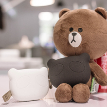 Lovely mini bear shape Power Bank 18650 battery