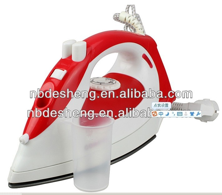 hot sale national vertical electric steam iron price