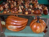 Crafts / handmade wooden Fruits