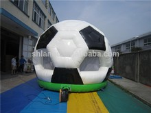 soccer bouncing ball inflatable bounce round inflatable bounce for sale