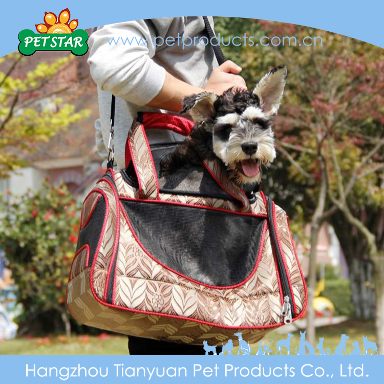 Convenient Portable Dog Carrier Bag,Soft Sided Pet Carrier,Backpacks Dog Carrier