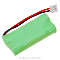 UN38.3 UL Approved nimh battery pack aa 800mah / 3.6v 800mah rechargeable battery