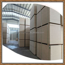 the cheapest best quality prelam particle board from China factory