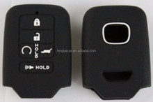 silicone key cover for Honda Accord/Odyssey car key protective case without logo