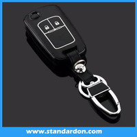 Folding flip leather car key for Chevrolet and cool new sail style the RV remote car key