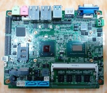 Intel HD Graphics 3000/4000(CPU Integrated)x86 single board computer 2ethernet ports motherboard electronic scrap with LVDS