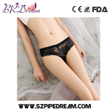 Love Flirting Women's Hot Erotic Crotchless Lace Thong Bows Sexy Panties Thongs Lingerie for Sex Female sexy T pants