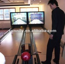 china screen simulated bowling