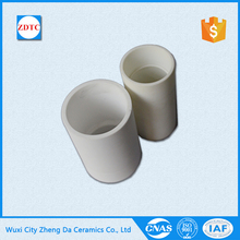 High Purity 99% alumina ceramic parts 99 al2o3 tube