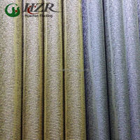 Home decoration functional 100% polyester fabric for curtains