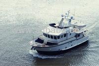 Bering 55 Steel Ocean Going Steel Yacht