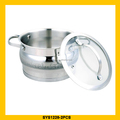 Brand new capsulate bottom cookware with high quality
