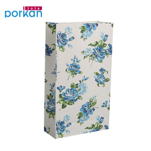 New Product Cartoon Flower Decorative Paper Tote Bag