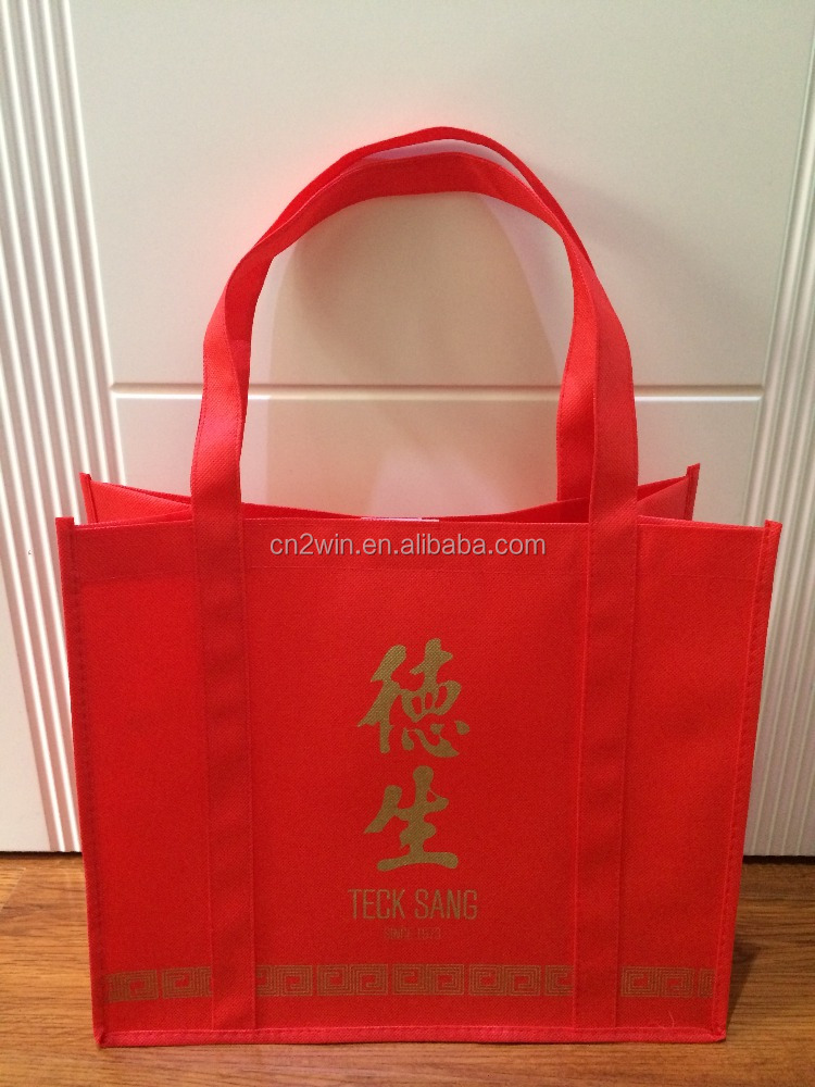 Non Woven Bag for suppermarket