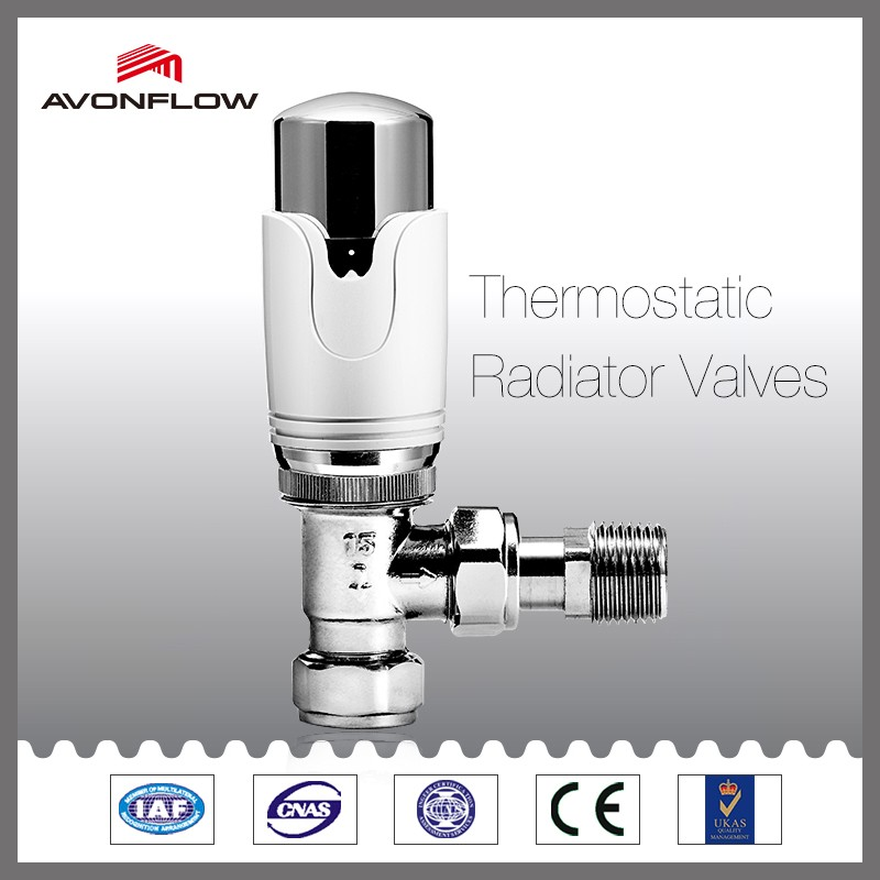 Avonflow Thermostatic Radiator Valve,Water Level Control Valve,Hydraulic Control Valve 15*1/2mm