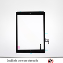 High quality lcd display and digitizer touch screen assembly for ipad air 2