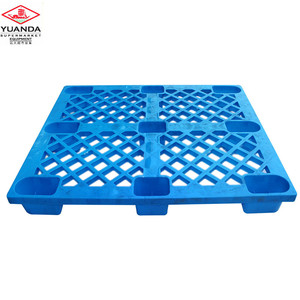 Alibaba store customer size cheap used plastic pallet in China for sale