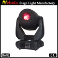 2017 DJ club Christmas 150w or 200w Led Moving Head spot party lighting