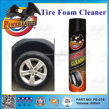 Foaming Tire & Shine Cleaner