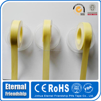 ptfe /teflon material ptfe tape ptfe film 100% virgin white and black plastic