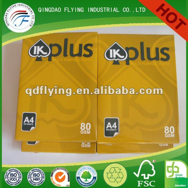 Hot selling cheap a4 paper 80gsm manufacturers