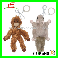 D829 Animal Planet Plush Catnip Characters Toys
