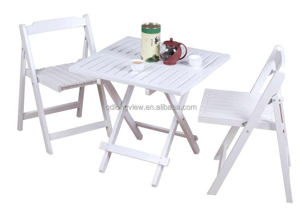 china factory cheapest leisure wood folding beach table ,own Manufacturing Quick Fold Side Table for Patio, Garden,