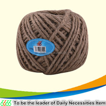 Small factory for sale sisal twine jute rope baler twine prices colored natural hemp rope