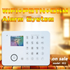 FDL-K911 wireless gsm alarm system security alarm system wireless wifi gsm pstn alarm system with google play store app download