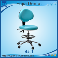 FUJIA Dental Equipments Supply Stable and Durable 2015 New Stool Chair Bar Stool