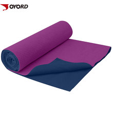 Wholesale microfiber sport yoga towel